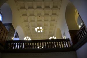 bibliothèque royale ancienne interne copenhague