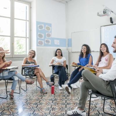 cours italien rome