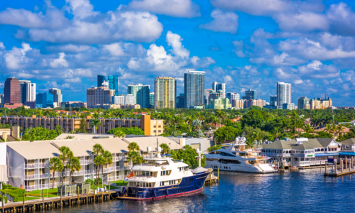 Fort Lauderdale centre immersion anglais adulte